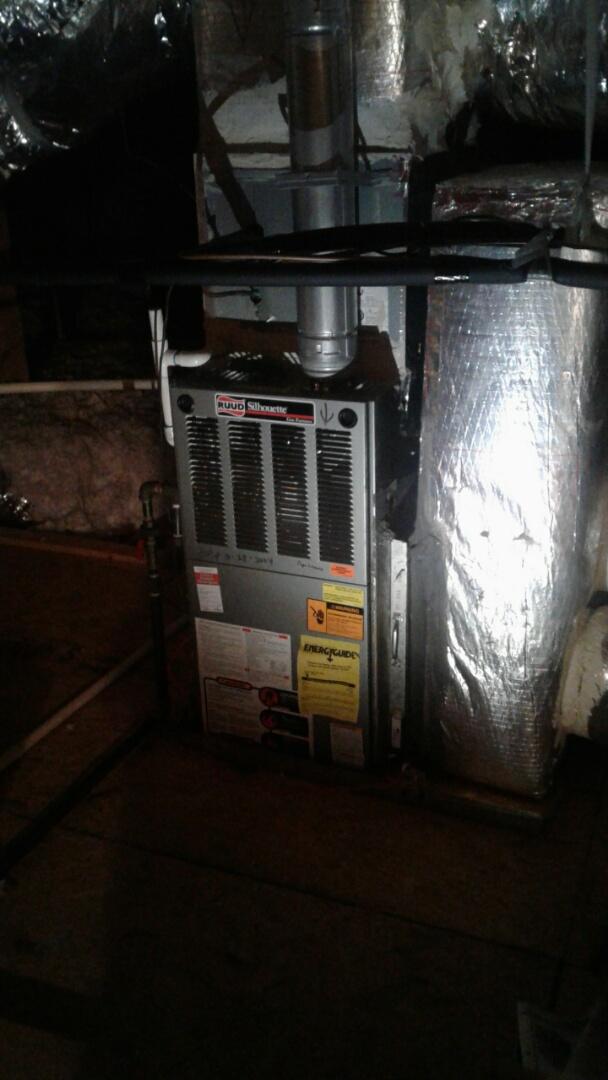 Dunwoody, GA - Heating maintenance services