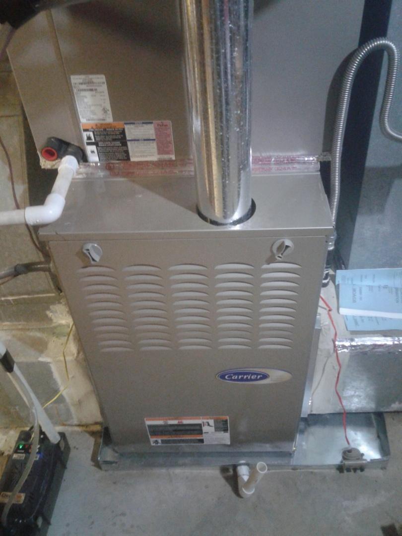 Dunwoody, GA - Heating SERVICE on carrier system in Dunwoody  ga