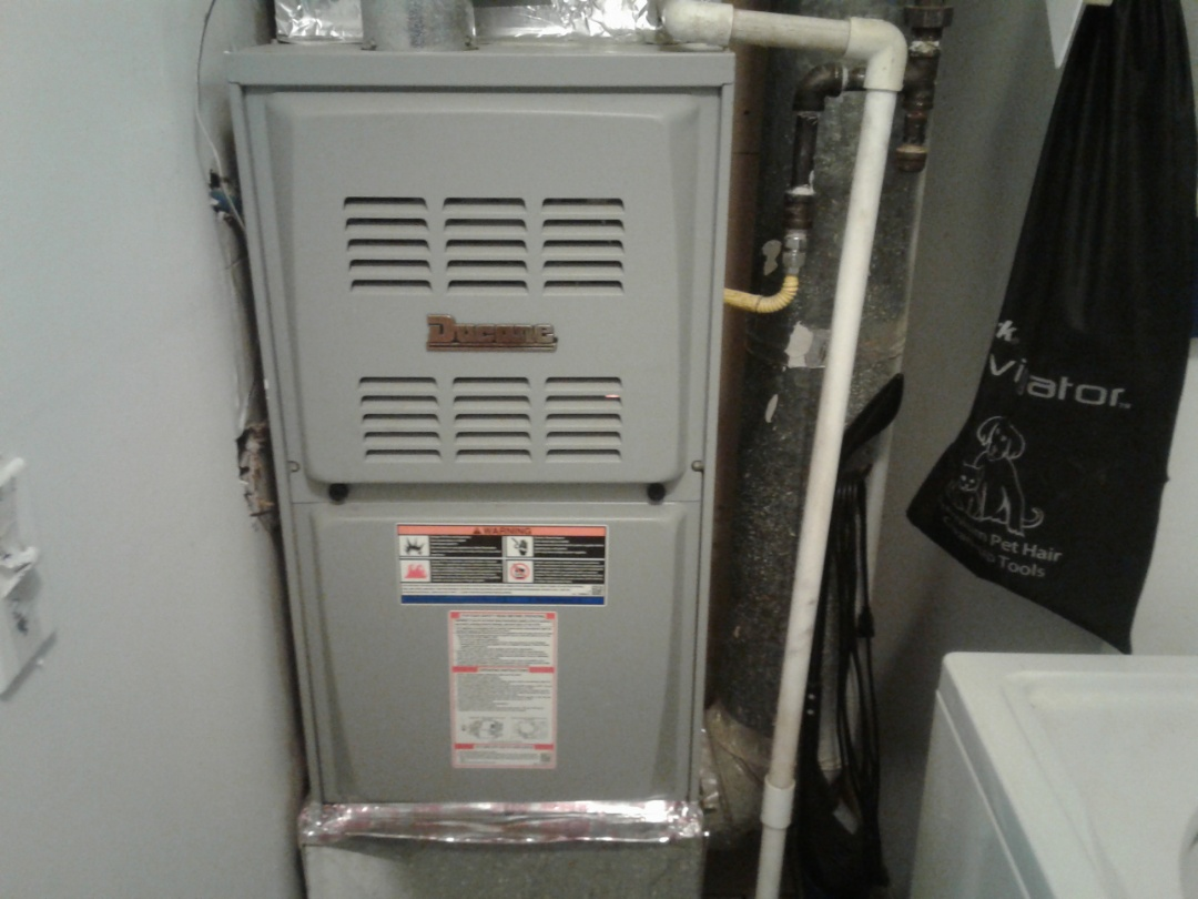 Powder Springs, GA - No Heat n a Lennos furnace Main floor. Check system and found issue. Made repairs and restored heat. Powder Springs