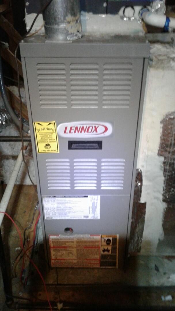 Mableton, GA - Lennox furnace repair in Mableton