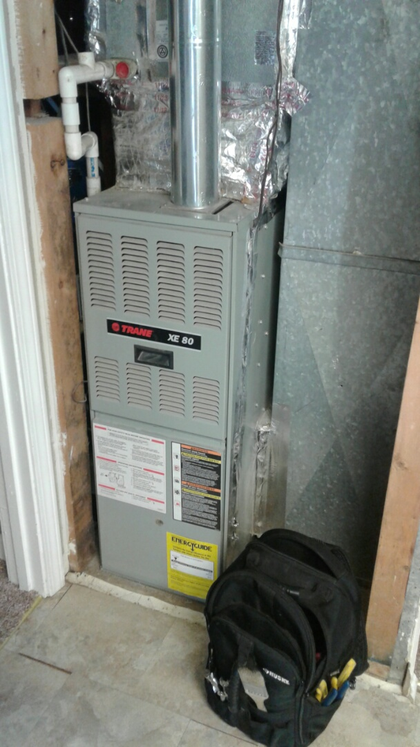 Mableton, GA - Trane furnace tune up in Mableton