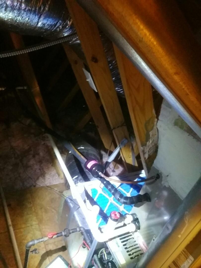 Mableton, GA - Furnace maintenance x 2