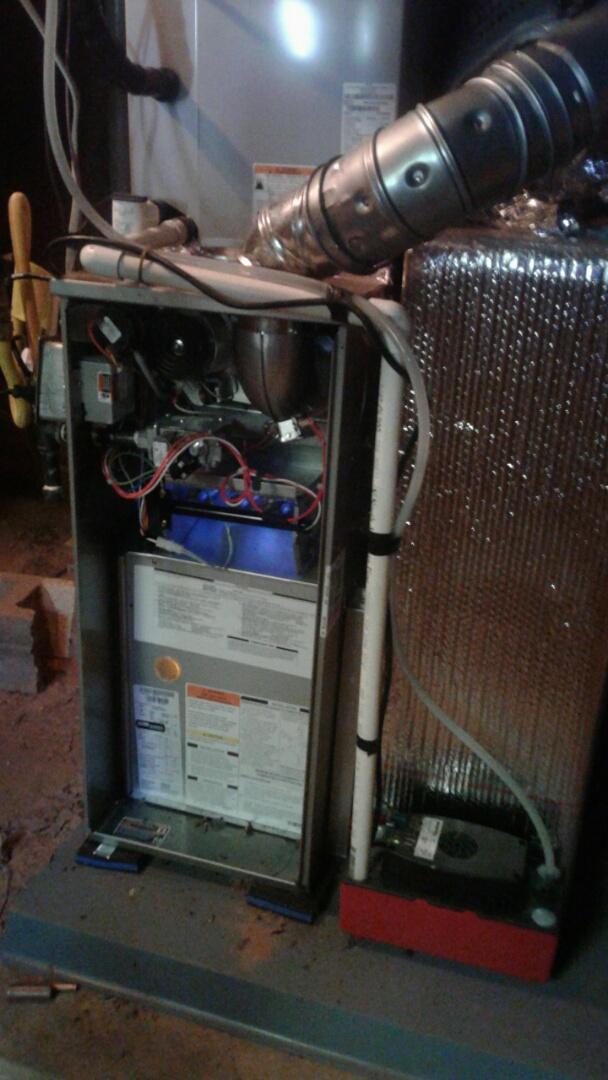 Atlanta, GA - Furnace repair in Atlanta