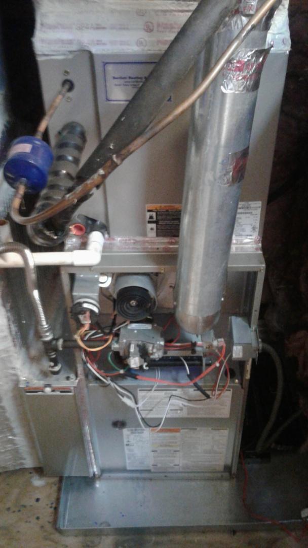 Atlanta, GA - GAS furnace tune up service