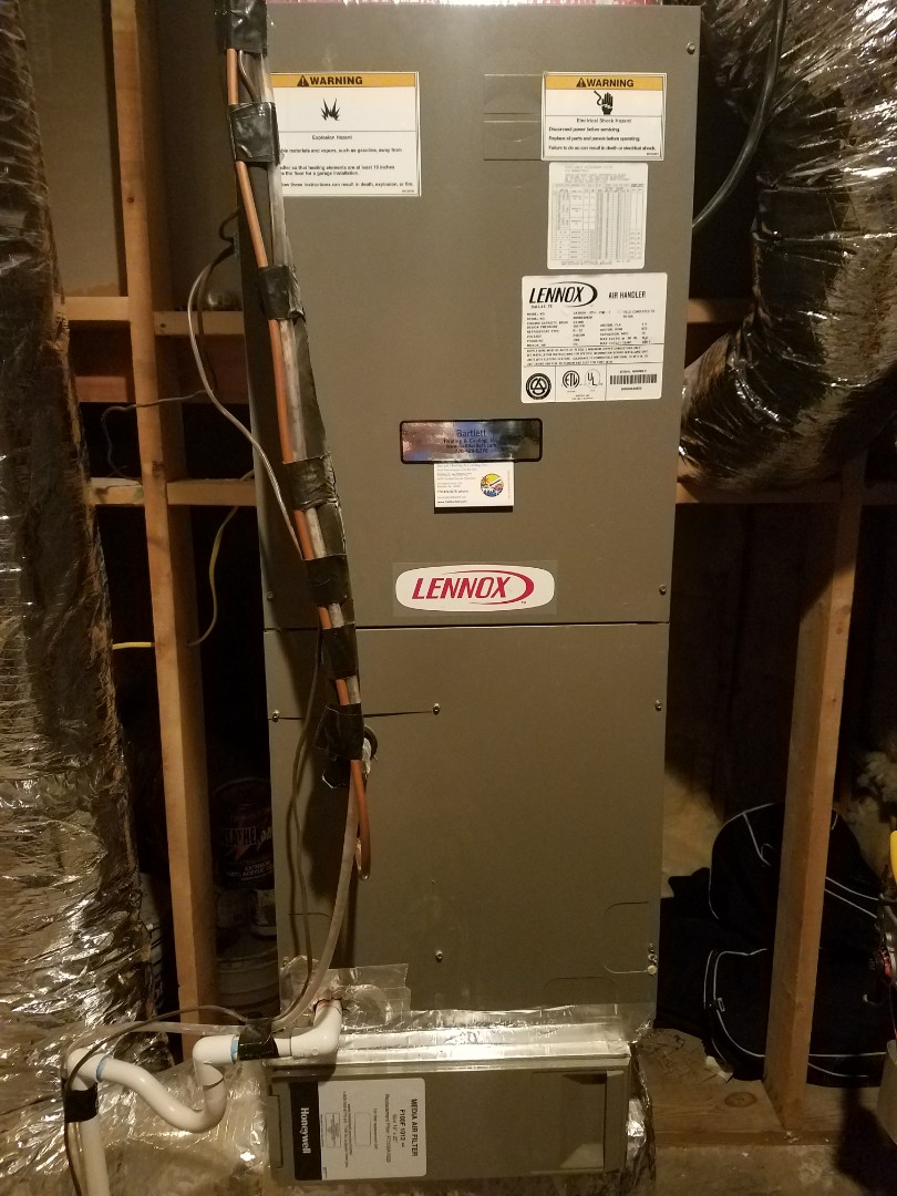 Smyrna, GA - 3 System Heat Tuneup on Lennox Furnace(s) and Airhandler