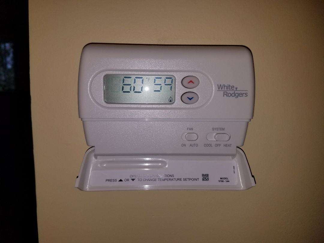 Smyrna, GA - 1 System Not Heating