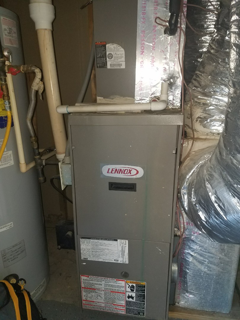 Smyrna, GA - Lennox Furnace Not Heating