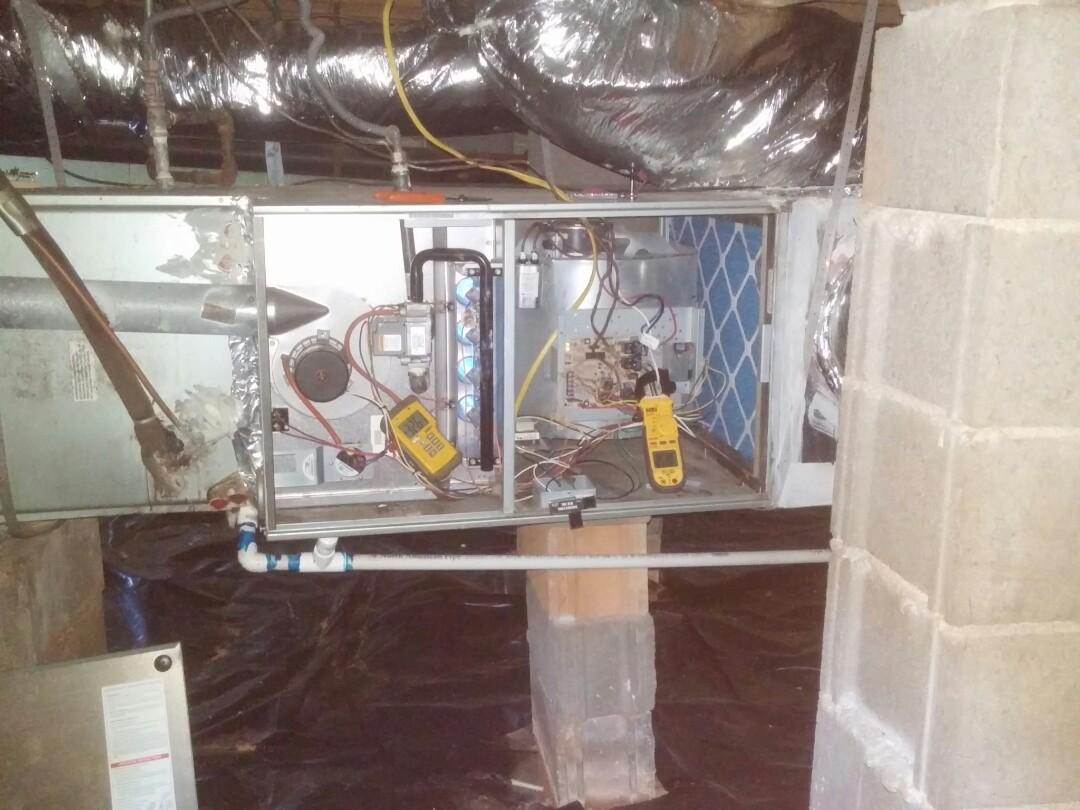 Mableton, GA - Furnace inspection