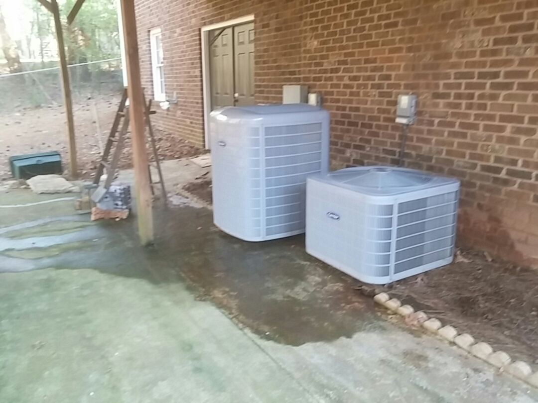 Smyrna, GA - A.c. maintenance