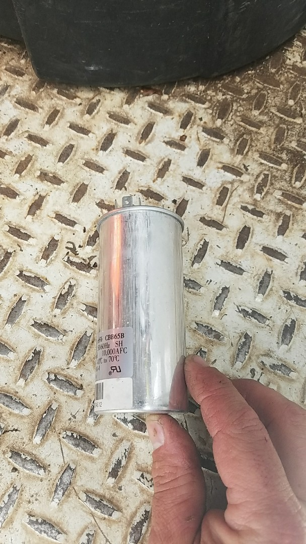 Atlanta, GA - AC repair, replaced weak dual capacitor on AC under 10 year manfufactuers warranty.
