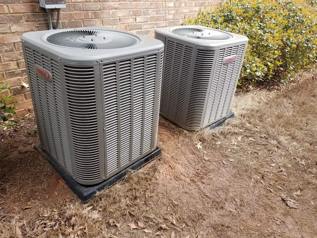 Smyrna, GA - AC Tuneup on 2 Lennox Systems