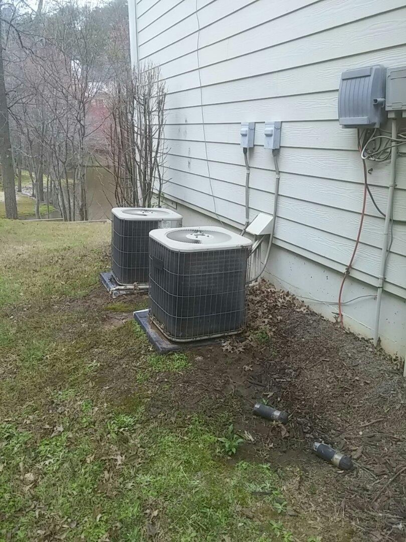 Mableton, GA - AC maintenance x 2