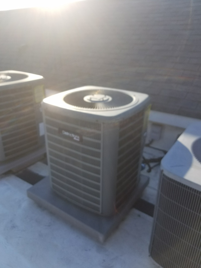 Atlanta, GA - No cooling due to complete loss of refrigerant. Quote provided to replace leaking air handler