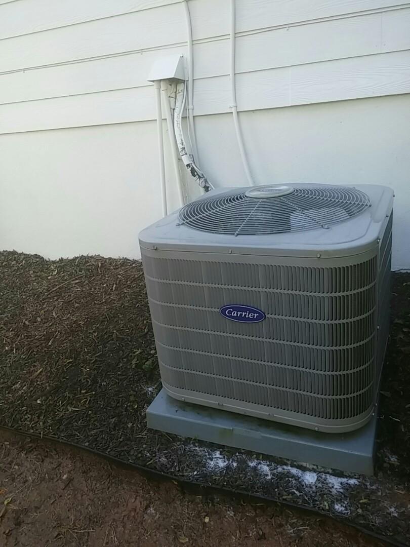 Smyrna, GA - Spring maintenance on AC