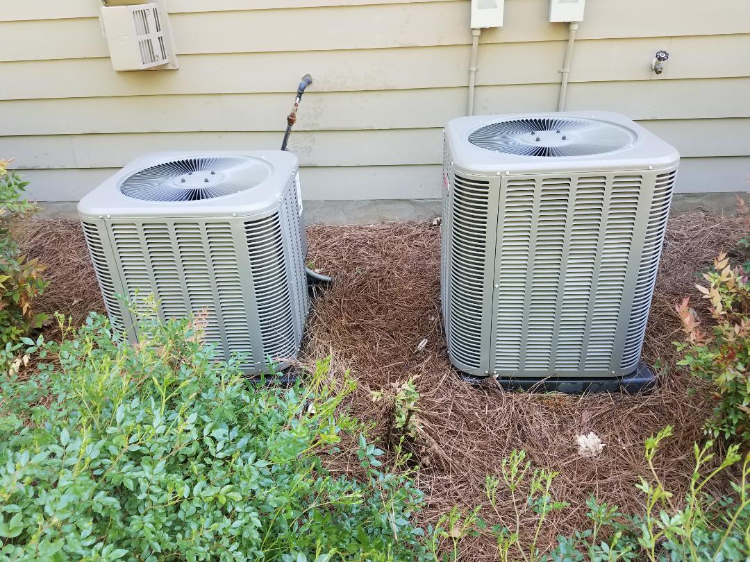 Marietta, GA - 2 System AC Tuneup on Lennox Cooling Systems