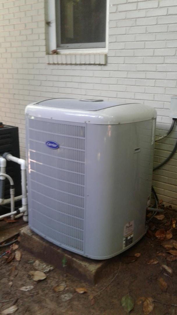 Dunwoody, GA - Ac system service in  in Dunwoody