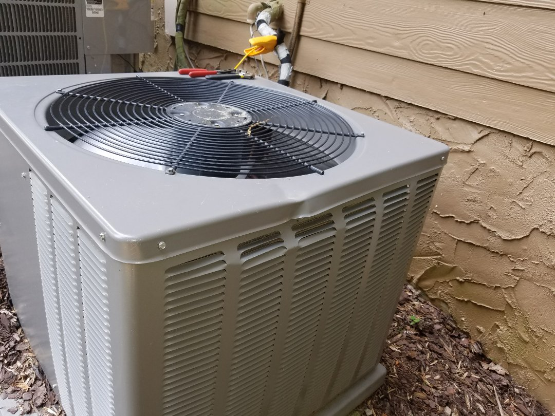 Acworth, GA - No cooling upstairs. Check furnace and dound issue. Made repairs and restored cooling operation.  Acworrh