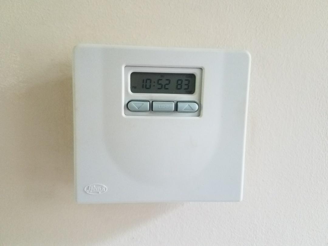 Marietta, GA - Rheem AC System Not Cooling