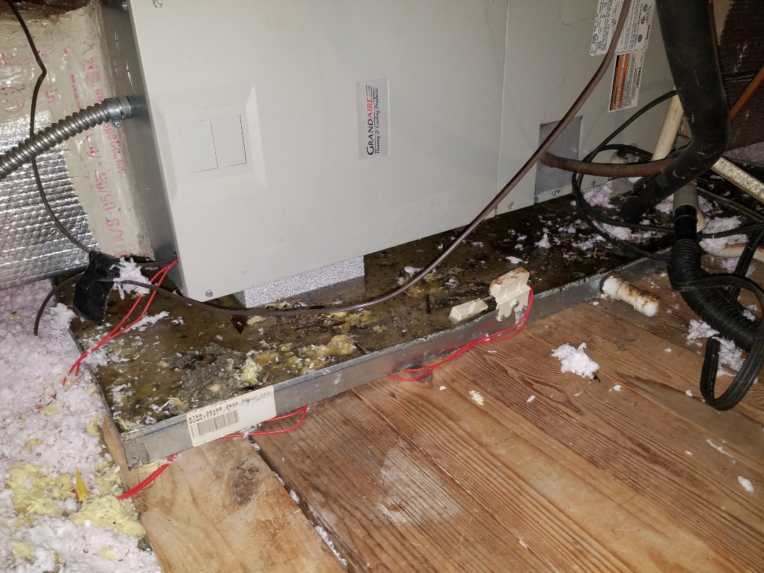 Marietta, GA - No cooling. Check sustem and found issue. Made repairs and restored cooling operation. Marietta