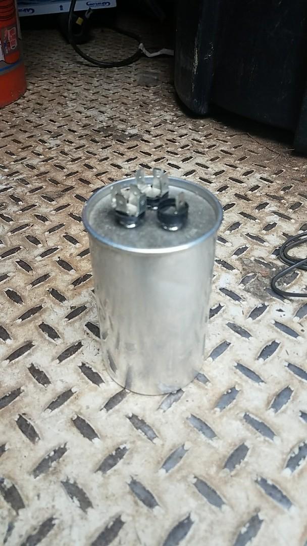 Atlanta, GA - AC repair, replaced weak dual capacitor to restore cooling to main system.