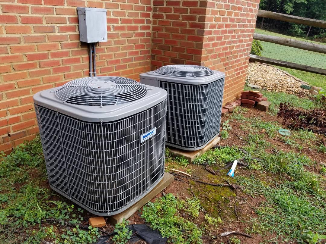 Kennesaw, GA - Performed AC Maintenance on 2 Tempstar CU's. Acworth