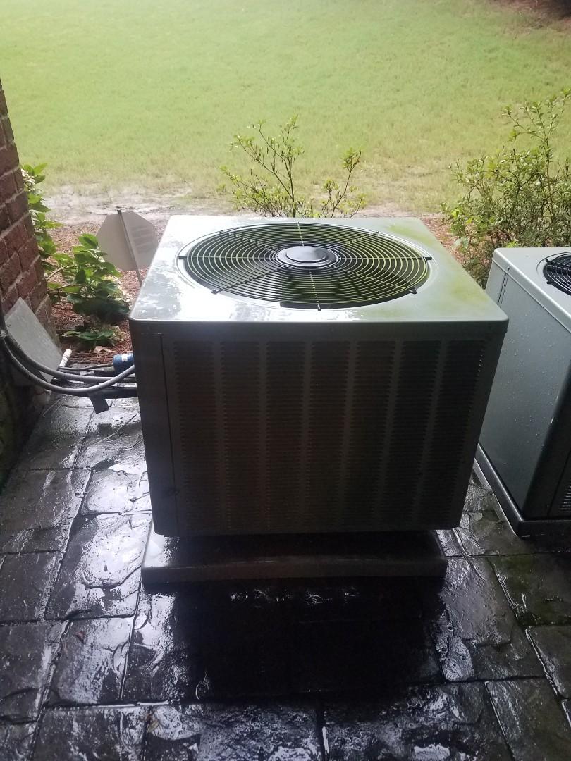 Mableton, GA - Rheem Heatpump Not Cooling