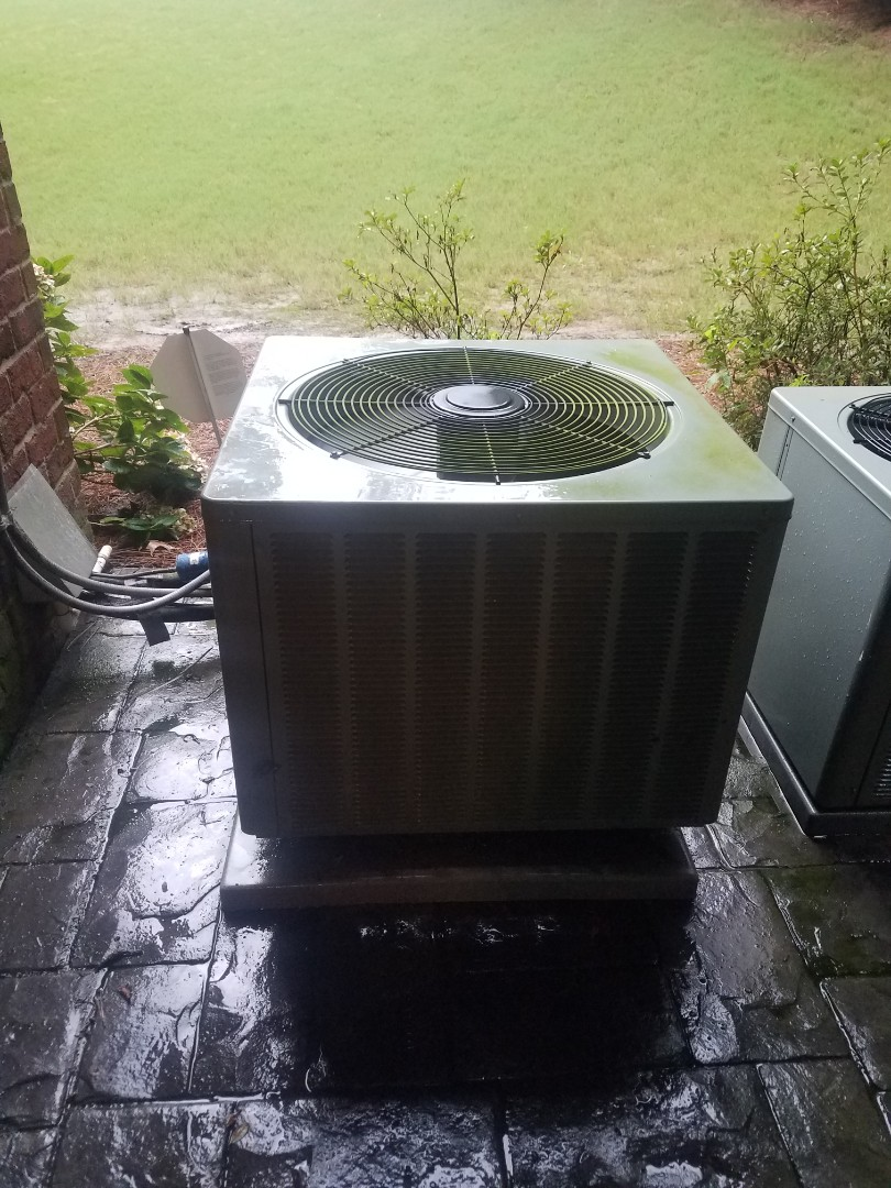 Mableton, GA - Rheem Heatpump Not Working