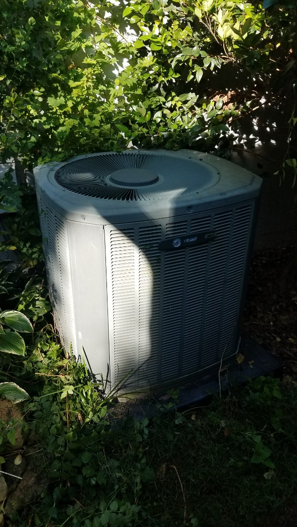 Smyrna, GA - AC repair, added hard start kit, appropriate amount of refrigerant with leak sealant to restore cooling to main system.