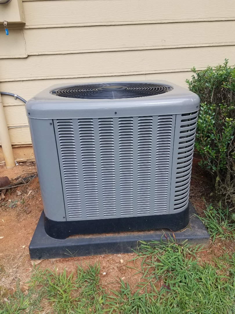 Powder Springs, GA - Cooling Maintenance on Ruud Equipment