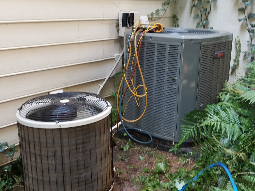 Kennesaw, GA - No cooling. Check system found issue. Made repairs and restored cooling. Also Performed AC Maintenance. Kennesaw.