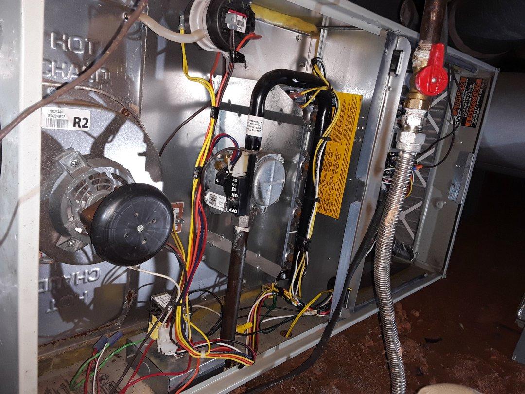 Smyrna, GA - Heat Maintenance on Trane Furnace