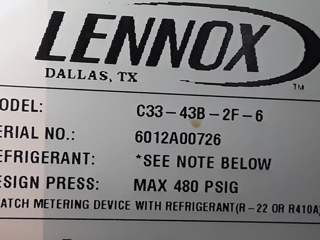 Acworth, GA - Performed Heat Maintenance on a Lennox furnace and a Fujitsu Mini Split. Marietta