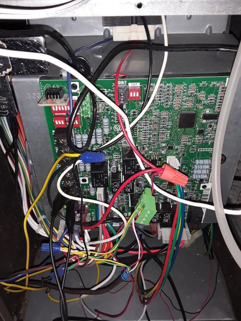 Smyrna, GA - Heat maintenance on Carrier furnaces