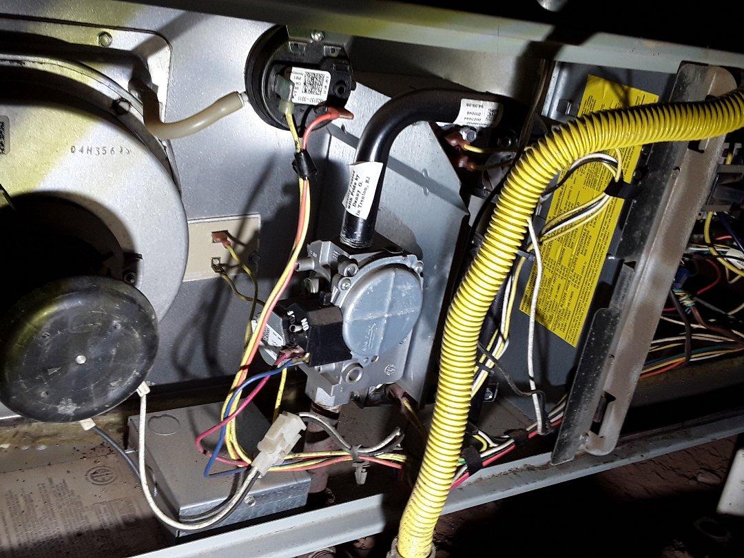 Marietta, GA - Heat maintenance on Trane furnace