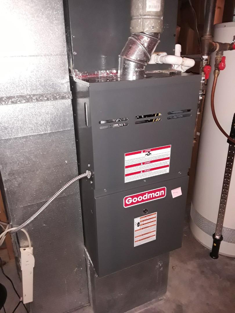 Smyrna, GA - 2 System heat tuneup on Ruud and Goodman furnaces