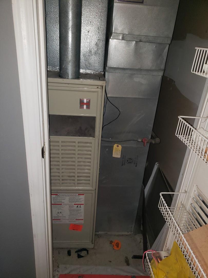 Marietta, GA - Providing free quotes to replace furnace