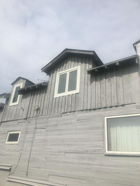 Nenana, AK - This customer had poor quality vinyl windows with bad insulation to start with. They updated six windows that have white interior and exterior.