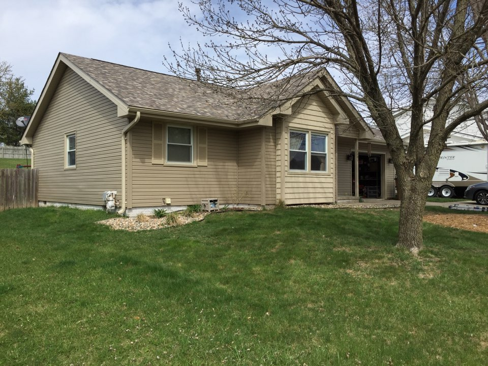 Norwalk, IA - Installed new Owens Corning Duration Designer series on this home looks amazing