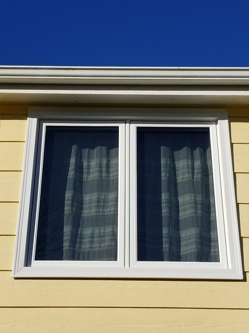 Clive, IA - Completed Sunrise repl acement window installation