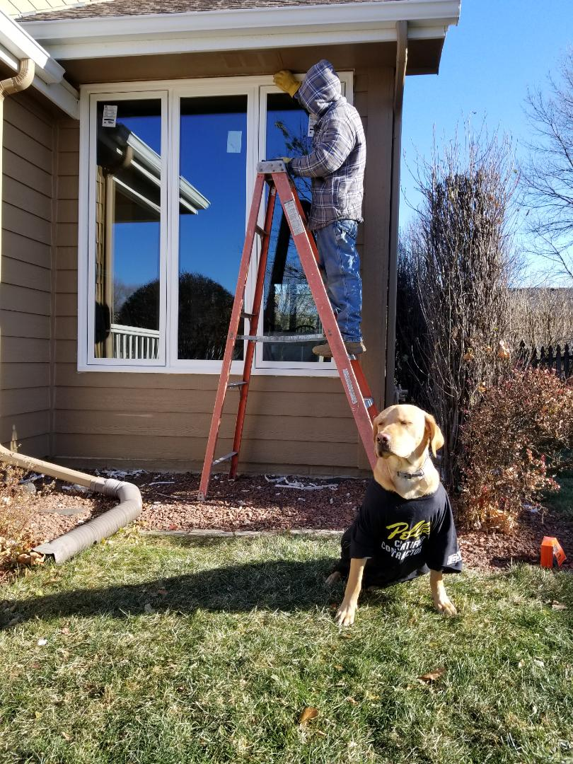 Clive, IA - ZEKE approved Pella window installation