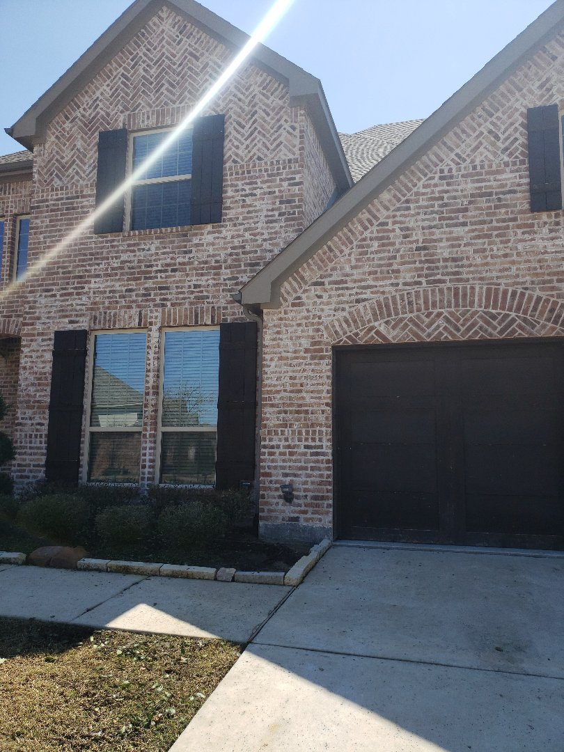 Frisco, TX - Another inspection in Frisco complete. Hail damage to roof, fence , gutters.