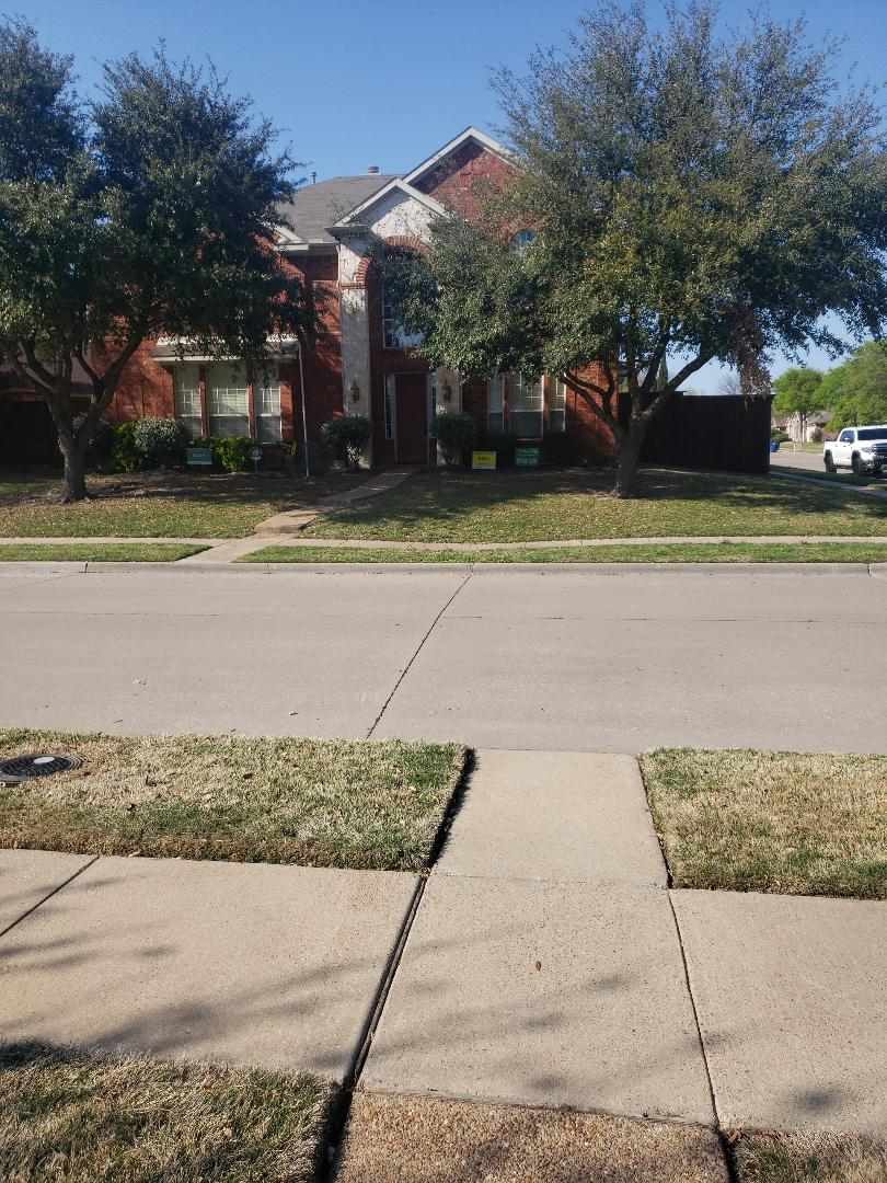 Frisco, TX - Free roof inspections in Frisco Texas following the storm. Give us a call. 4692075331