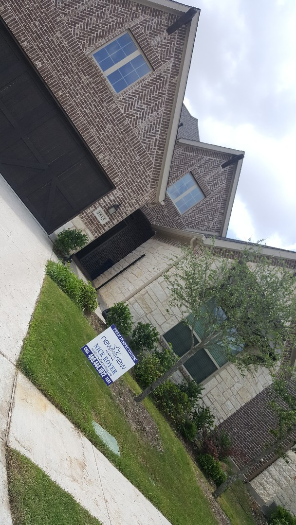 Allen, TX - New view roofing- Landmark 30 year shingle - Call or Text Nick Royer @ 4694441072