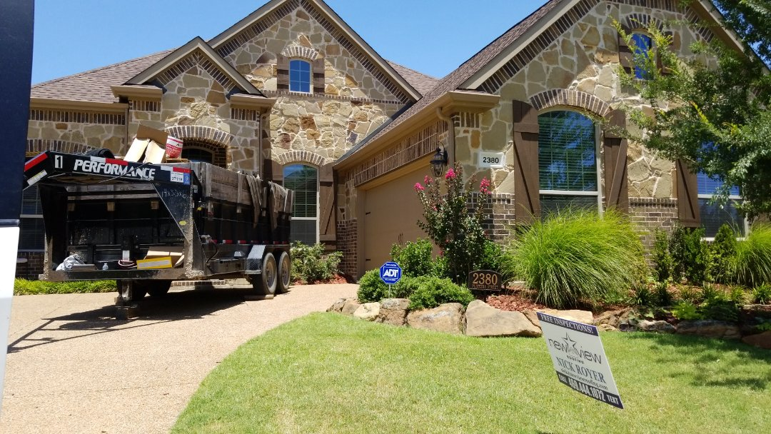Frisco, TX - 6/28/18 - Installed Timberline Armorsheild 30 year warranted shingle - New Niew Roofing