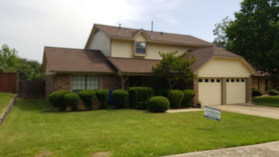Carrollton, TX - 6/28/18 - Instslled Ownes Corning 30 year brownwood shingle - New View Roofing