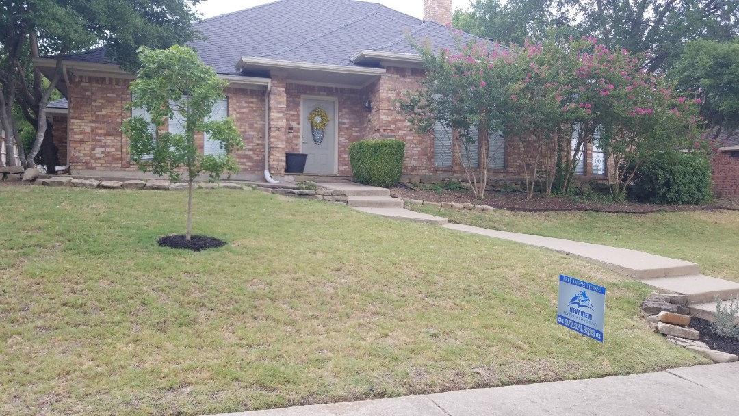 Plano, TX - 7/2/18 Installed Ownes Corning Onyx Black 30 year shingle - New View Roofing