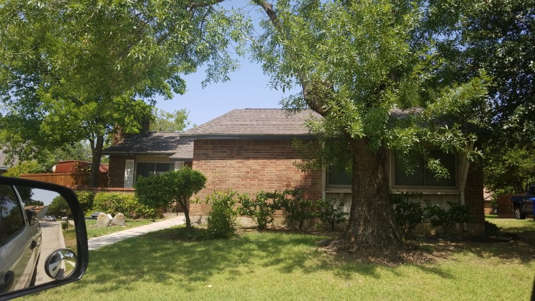 Carrollton, TX - Complete roofing replacement. Install GAF timberline HD30 year