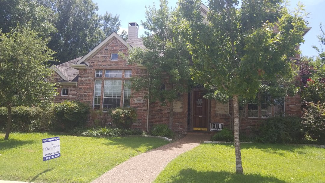 Plano, TX - Install GAF timberline HD weathered wood 30 year shingle