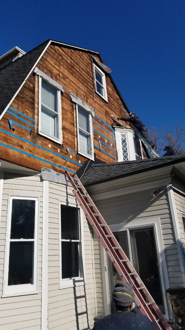Village of Pelham, NY - Insulating Exterior Walls, Applegate Cellulose