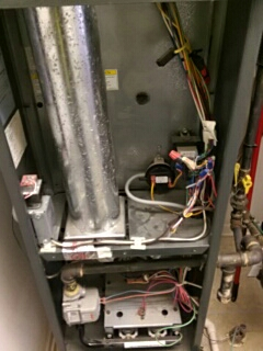 Plano, IL - Furnace repair.